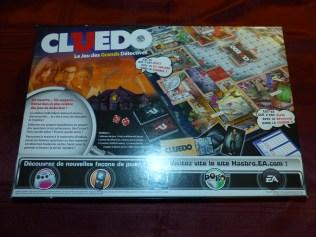 Jeu Cluedo Hasbro Gaming
