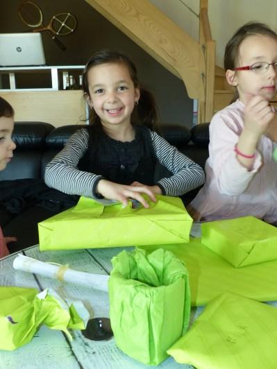 Ouverture des cadeaux ♥