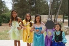 Les 5 cousines déguisées ♥