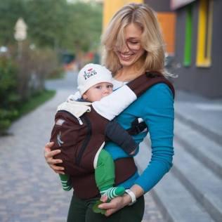Porte bébé Air de Love & Carry - MamaWear