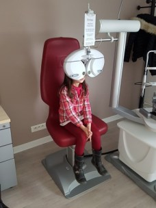 RDV chez l'ophtalmo