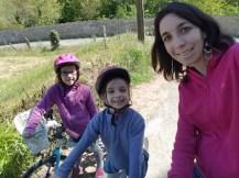 Sortie vélo et géocaching