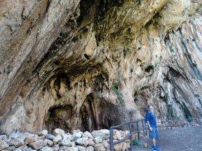 Réserve naturelle de Zingaro grotte