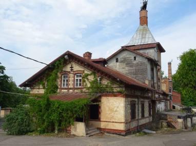 ancienne brasserie célèbre.