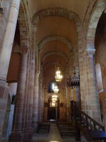 église Sainte Fauste Bozouls