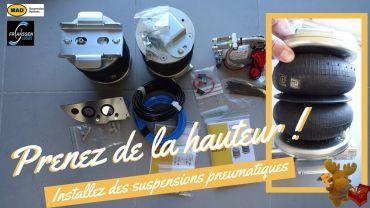 suspensions pneumatiques