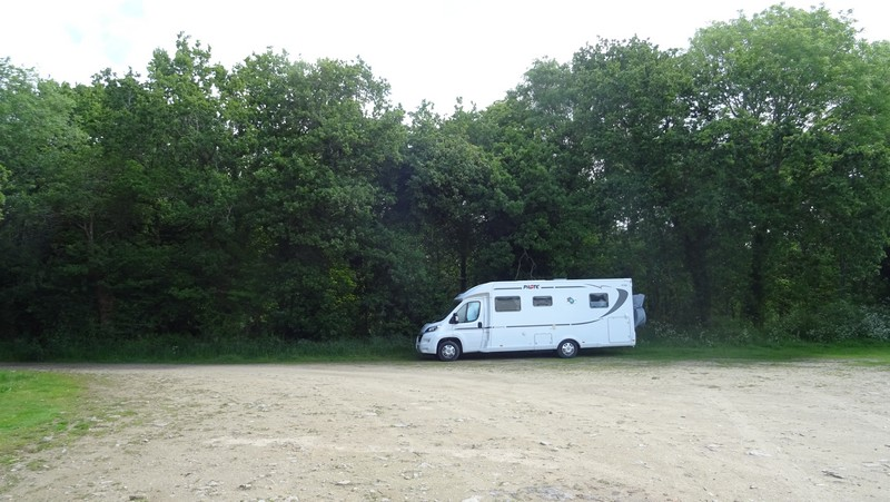 bretagne en camping car