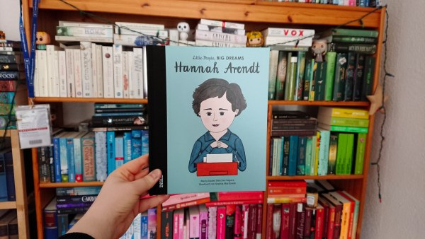 Hannah Arendt Little People