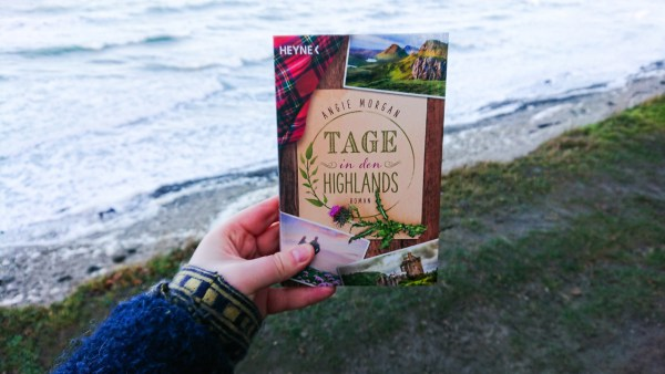 Angie Morgan Tage in den Highlands