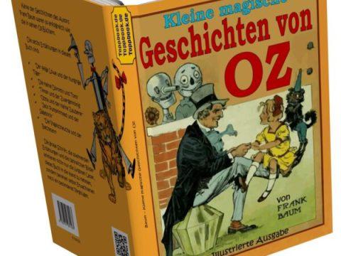 Kleine magische Geschichten von Oz