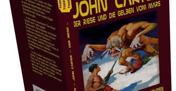 John Carter – Der Riese und die Gelben vom Mars