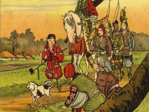 Wunderschöne japanische Märchen
