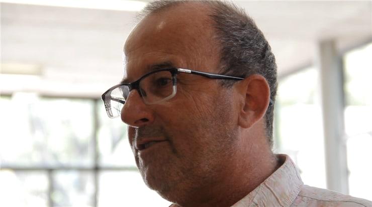 Gilles Perole, adjoint au maire dela ville de Mouans Sartoux