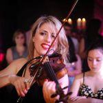Soirée violoniste Estelle Goldfarb
