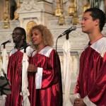 Groupe live de gospel traditionnel