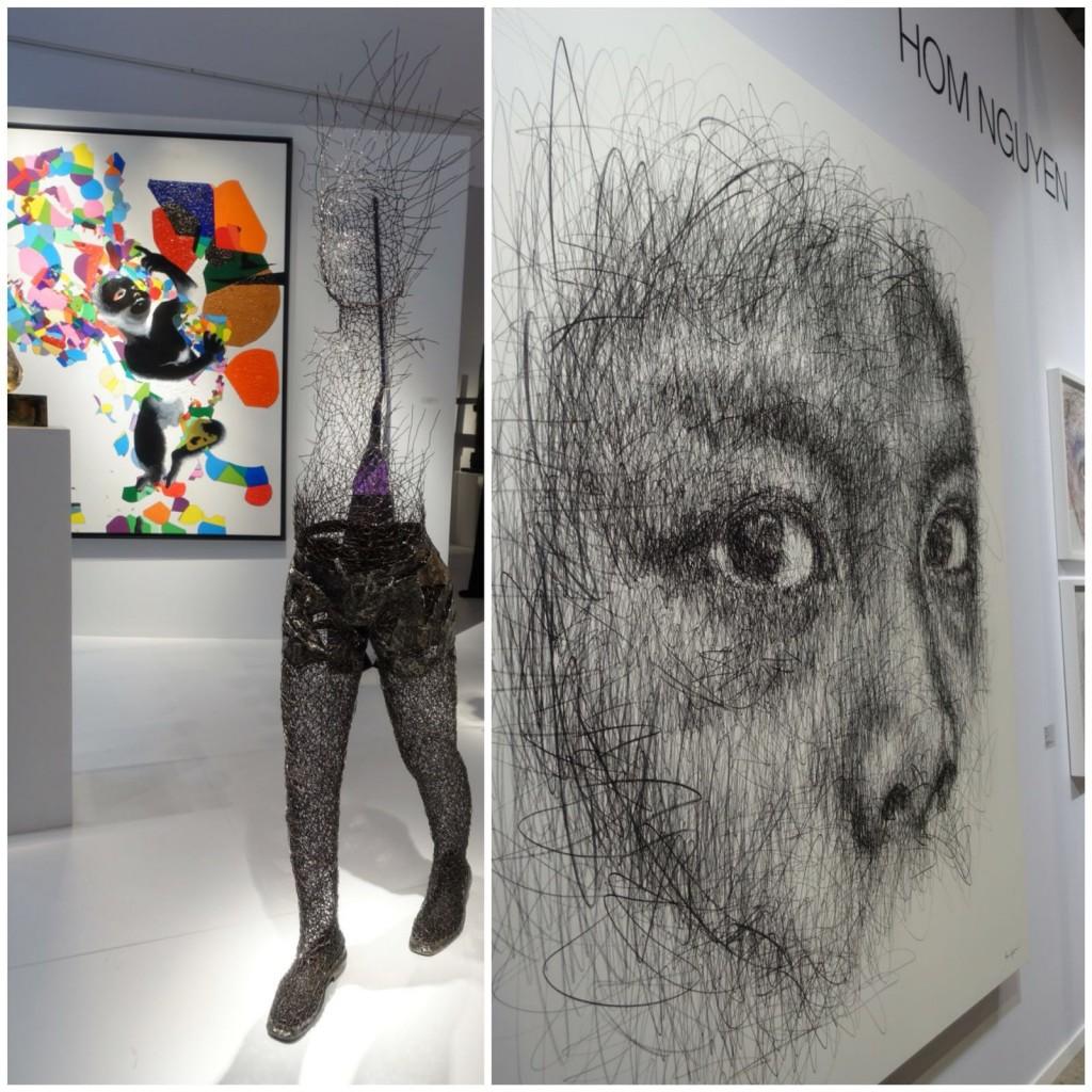 art-paris-art-fair-2016-sculpture-body-dessin-nguyen