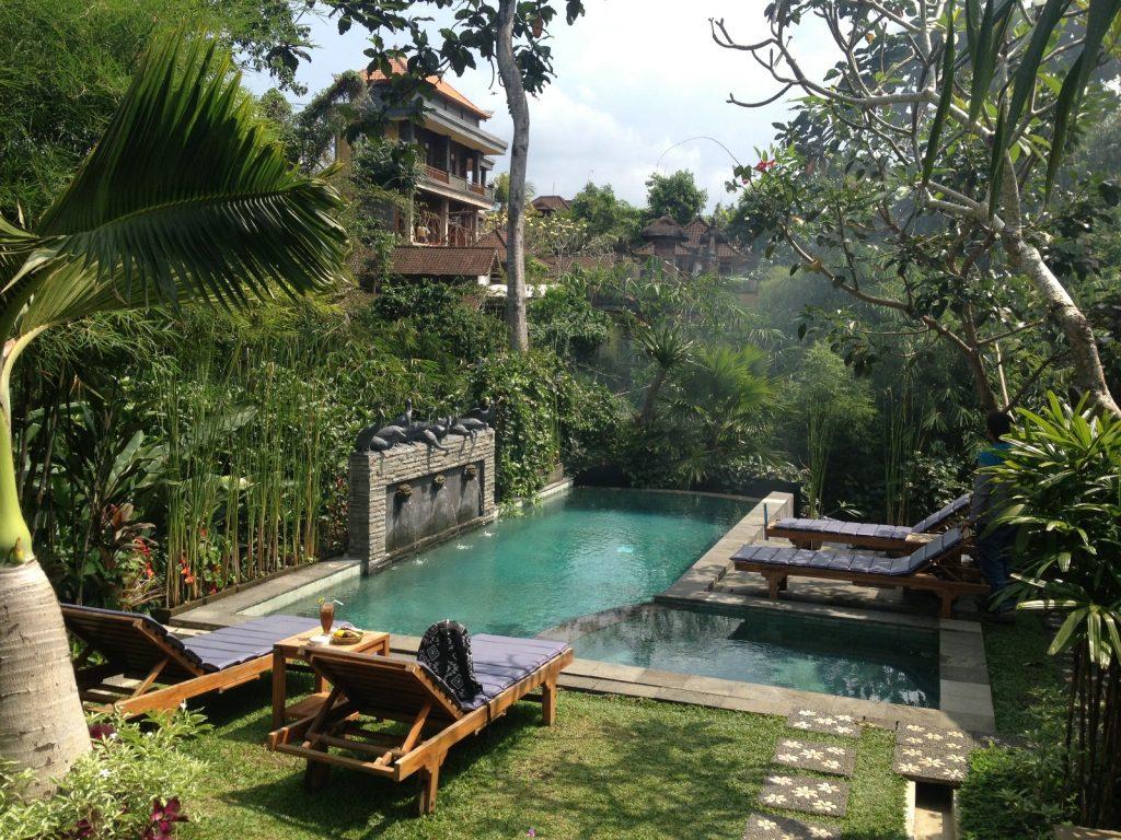 le guesthouse Desak Putu Putra Hidden à ubud