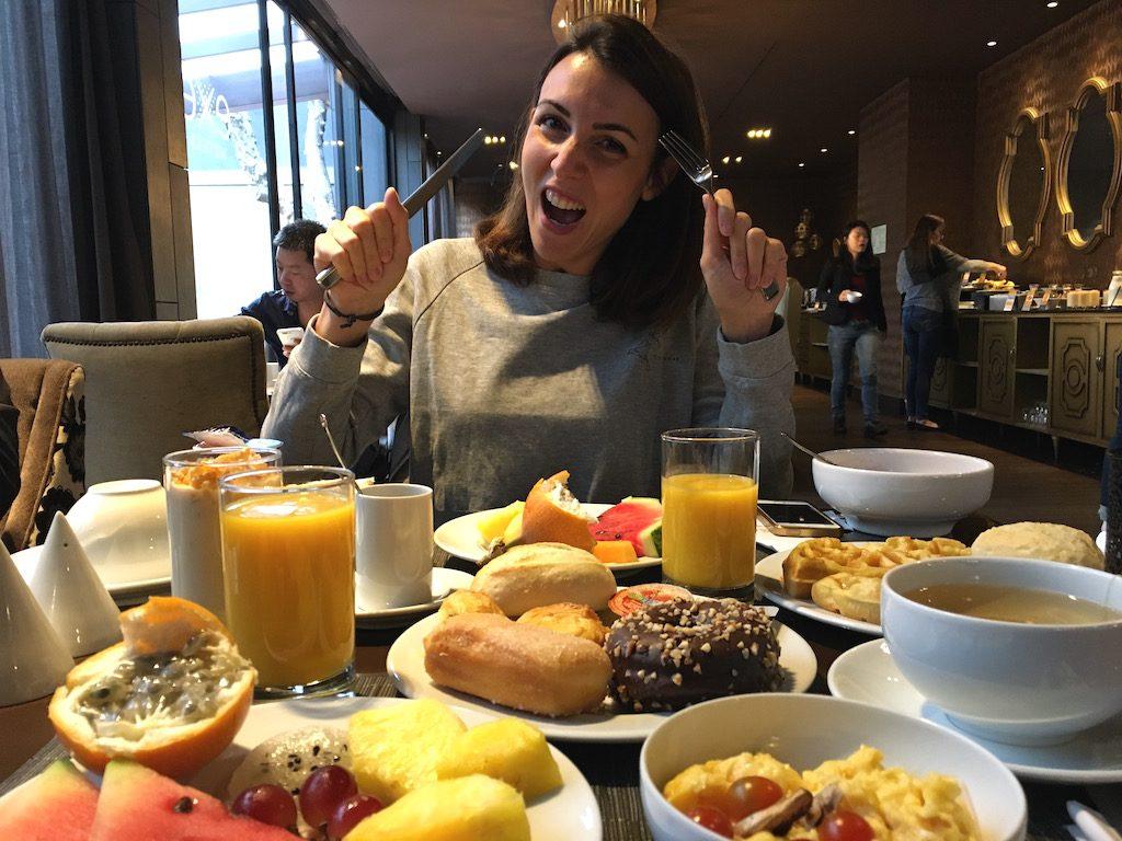 bogota-chapinero-hotel-petit-dejeuner