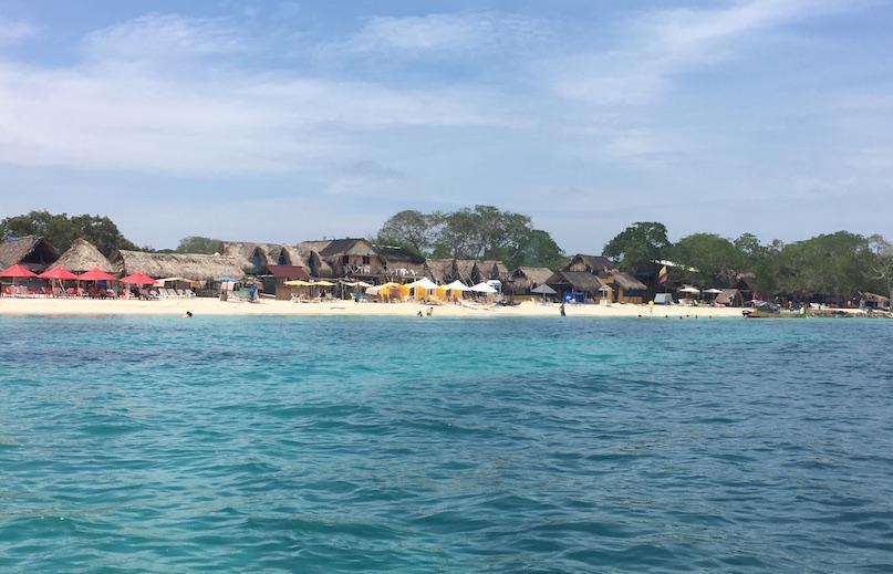 playa blanca à carthagène