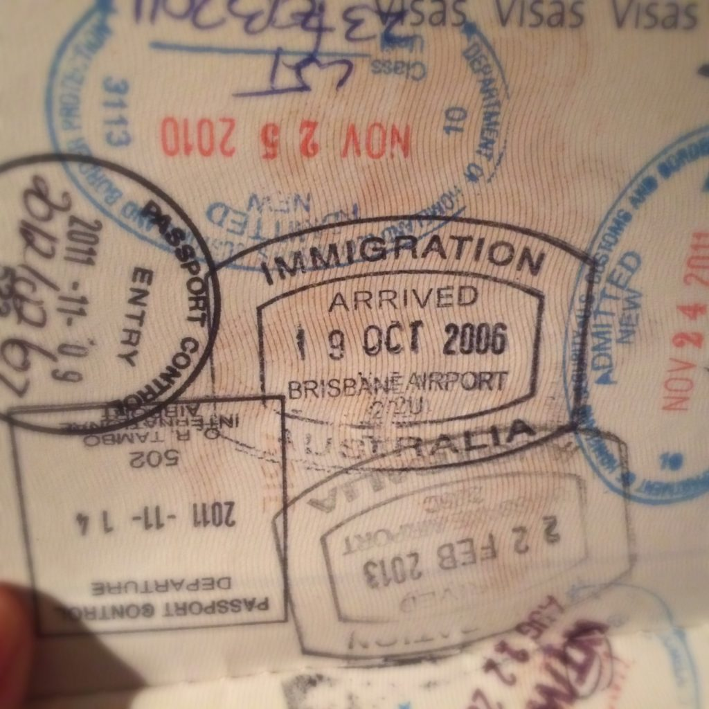 les-exploratrices-visa-australie-octobre-2006