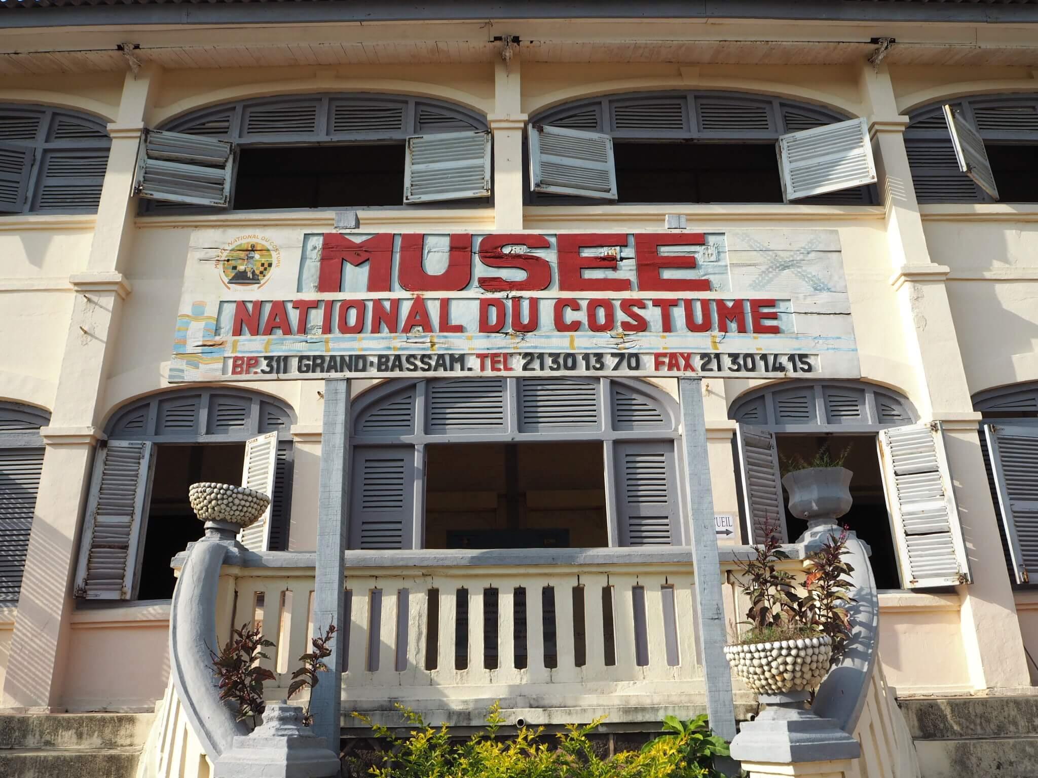visiter le musée du costume pour savoir quoi faire en cote d'ivoire