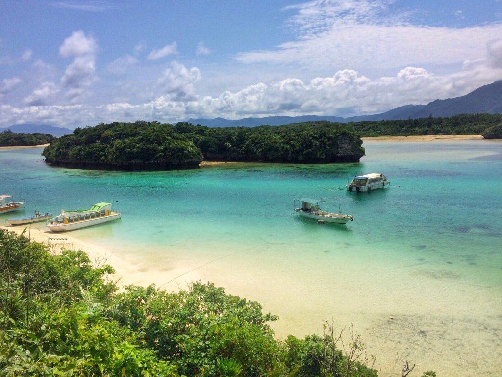les-exploratrices-ishigaki-kabira-bay-bateaux