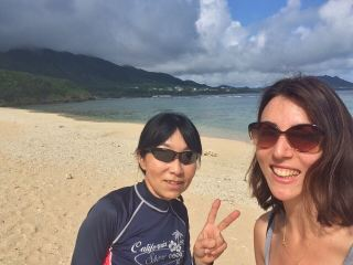 ishigaki et a belle plage de yonehara beach