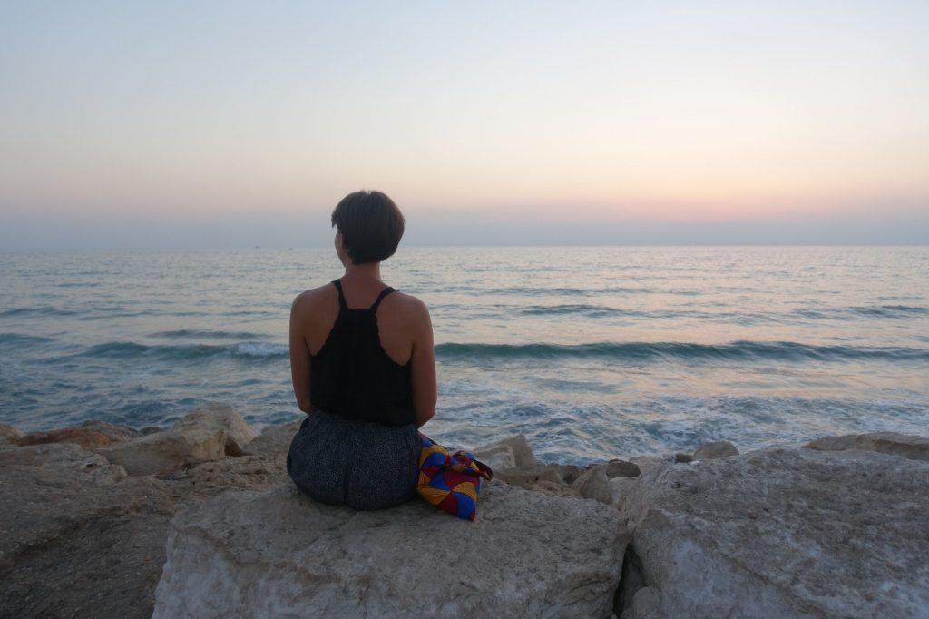 les-exploratrices-tel-aviv-israel-sunset