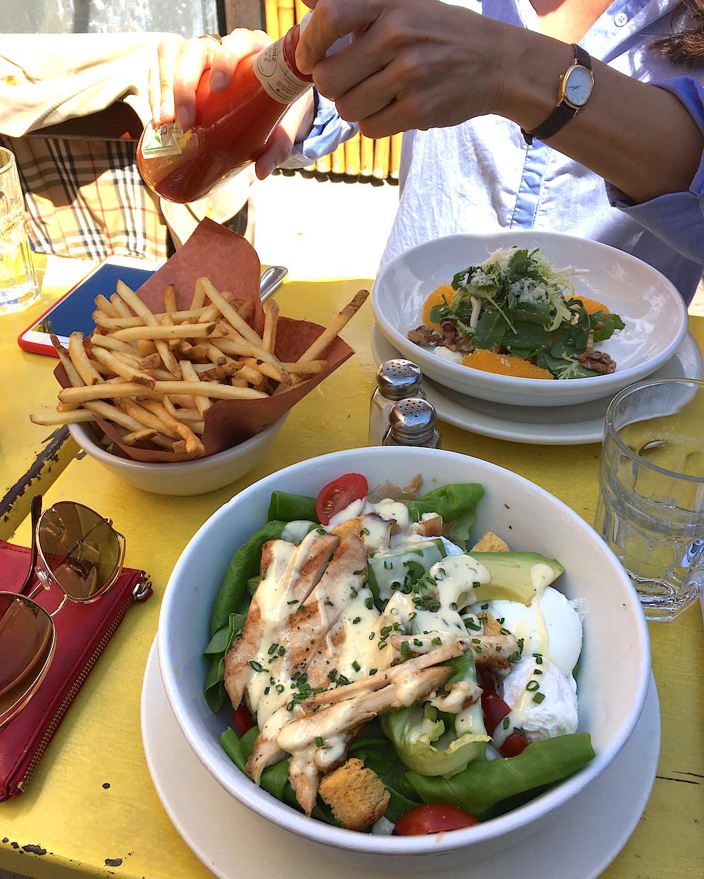 visiter brooklyn et déjeuner chez juliette