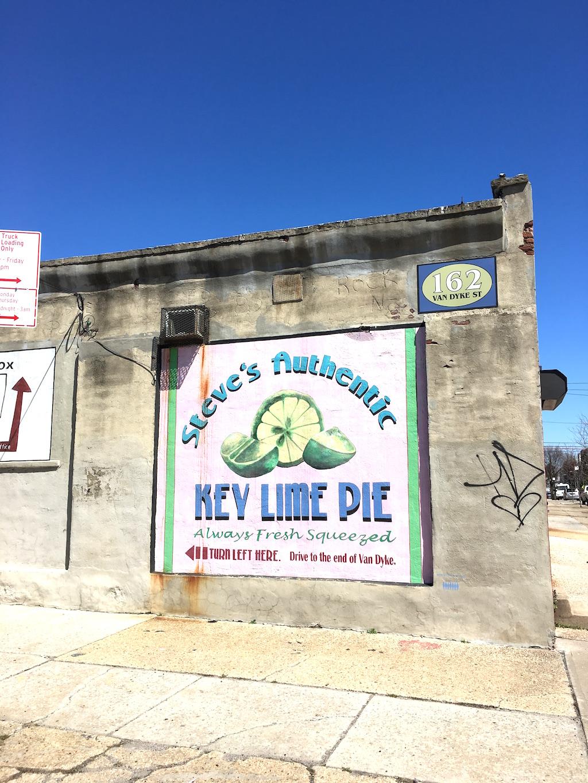 red hook et visiter brooklyn key lime pie