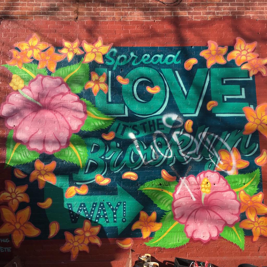 visiter brooklyn et son street art