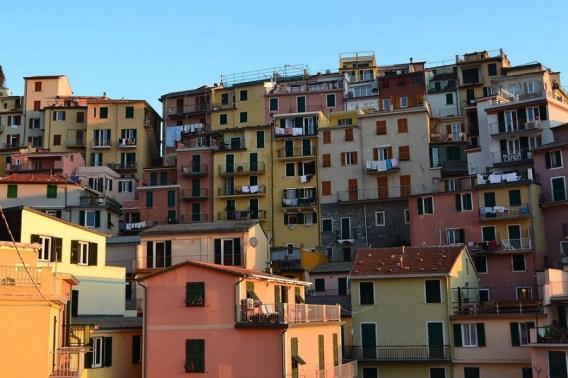 les villages les plus colorés du monde