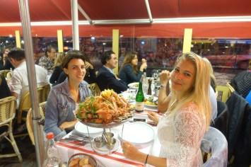 weekend original en Normandie et manger des fruits de mer