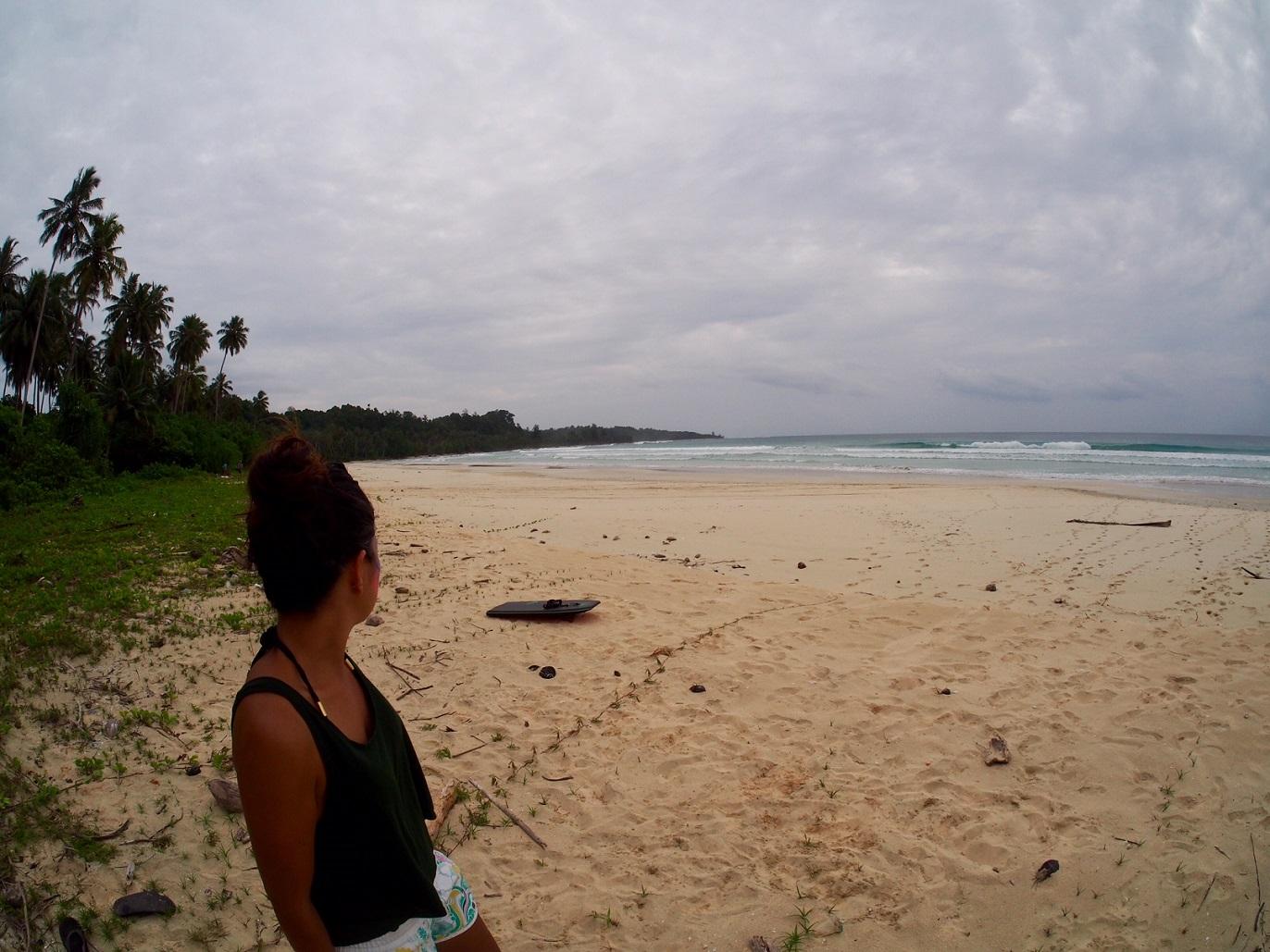 Surftrip en Indonésie