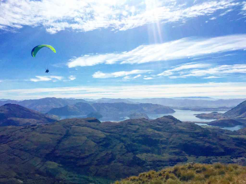 les visites incontournables en Nouvelle-Zélande : la région de Wanaka