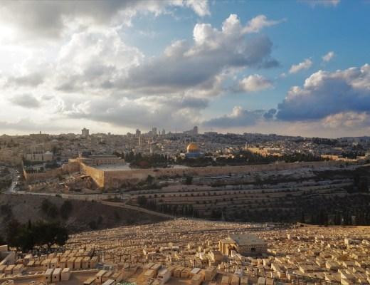 découvrez mes bonnes adresses à Jérusalem
