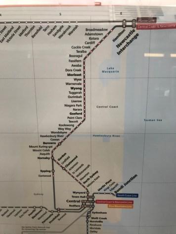 australie-sydney-train-pour-morisset-park