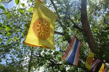 lampang-Wat-Si-Rong-Muang-drapeaux