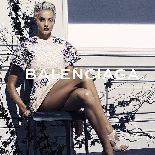 BALENCIAGA AD CAMPAIGN 3