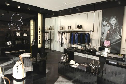 KARL LAGERFELD FIRST STORE IN ISTANBUL 1