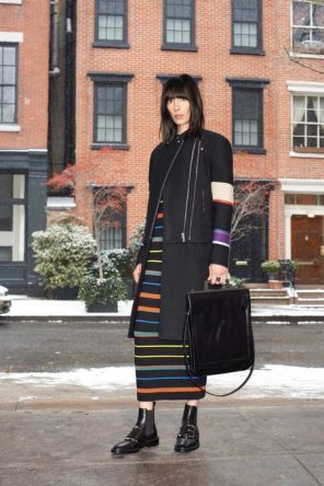 GIVENCHY PRE-FALL 2014 - LOOK6