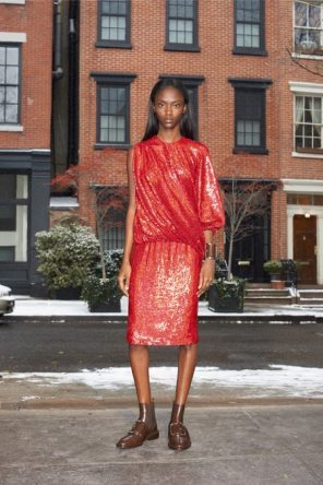 GIVENCHY PRE-FALL 2014 - LOOK7