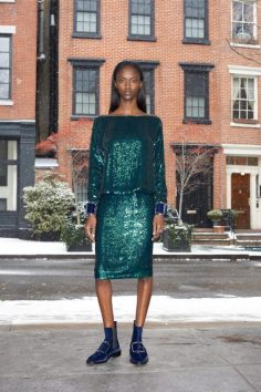 GIVENCHY PRE-FALL 2014 - LOOK9