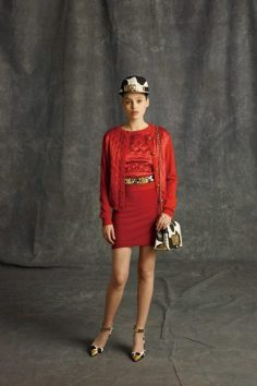 MOSCHINO PRE-FALL 2014 - LOOK14