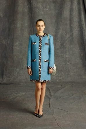 MOSCHINO PRE-FALL 2014 - LOOK17