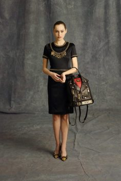 MOSCHINO PRE-FALL 2014 - LOOK2