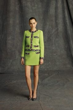 MOSCHINO PRE-FALL 2014 - LOOK20