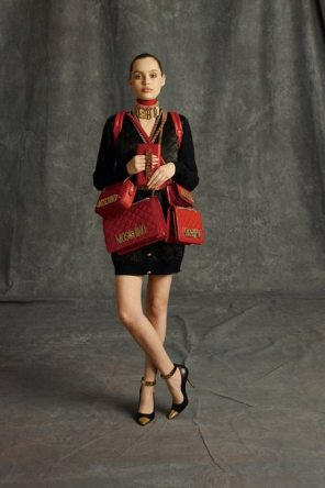 MOSCHINO PRE-FALL 2014 - LOOK27