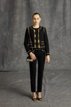 MOSCHINO PRE-FALL 2014 - LOOK4