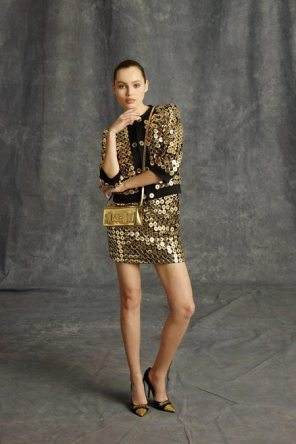 MOSCHINO PRE-FALL 2014 - LOOK8
